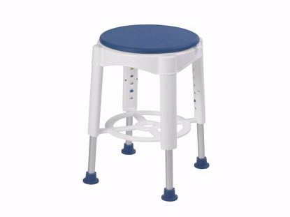 Picture of SWIVEL SEAT SHOWER STOOL