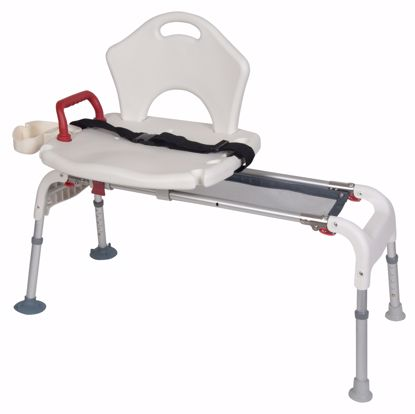Picture of FOLDING UNIVERSAL SLIDING TRANSFER BENCH