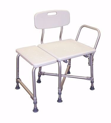 Picture of DELUXE BARIATRIC TRANSFER BENCH WITH CROSS-FRAME BRACE