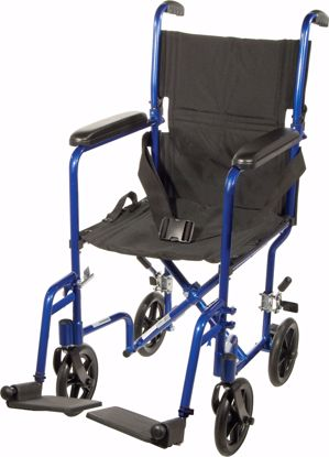 Picture of ALUMINUM TRANSPORT CHAIR