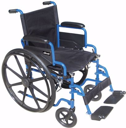 Picture of BLUE STREAK WHEELCHAIR