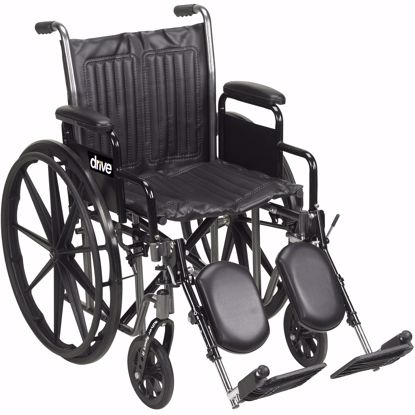 Picture of SILVER SPORT 2 WHEELCHAIR