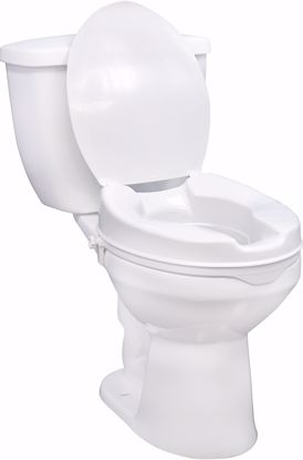 Picture of RAISED TOILET SEAT WITH/WITHOUT LID